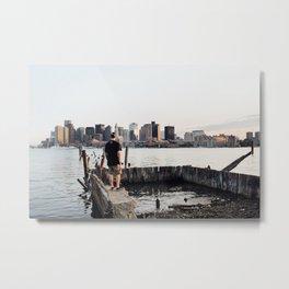Boston, You're My Home Metal Print