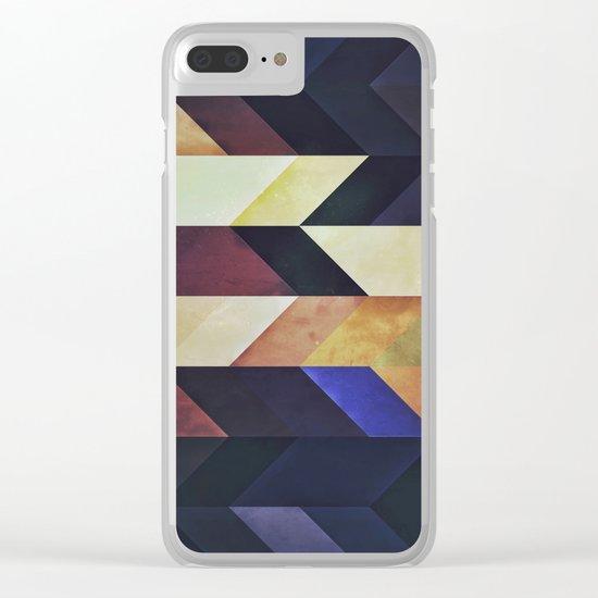 lyy & myryo Clear iPhone Case