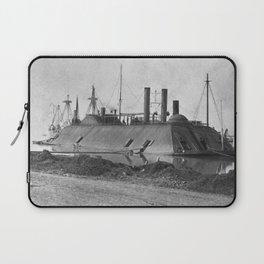USS Essex Ironclad - Baton Rouge - 1862 Laptop Sleeve