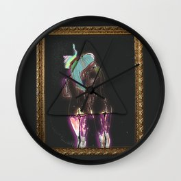 Night 3 Wall Clock