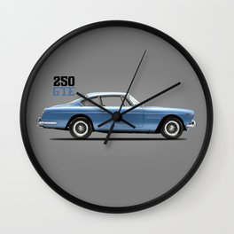The 250 GTE Wall Clock