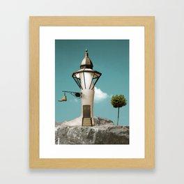 LegLand Framed Art Print