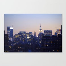 Simply NY, NY Canvas Print