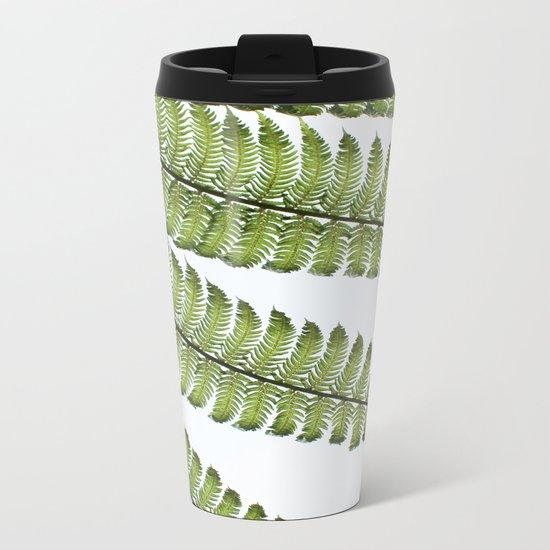 Cyathea II Metal Travel Mug