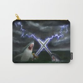 Shark vs. Narwhal  Carry-All Pouch