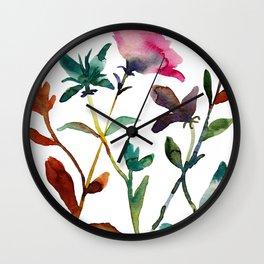 Garden Play 2 Wall Clock