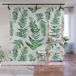 Jungle Ferns Wall Mural