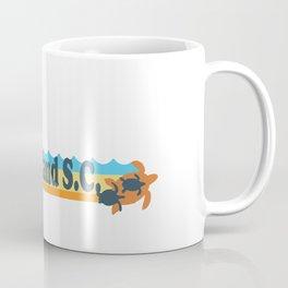 Pawleys Island - South Carolina. Coffee Mug