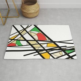 Urban Abstract II Rug