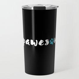 #pawesome Travel Mug