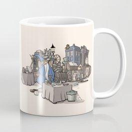 Collection of Curiosities Coffee Mug