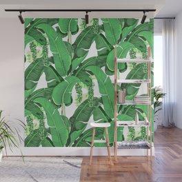 banana leaves brazilliance Wall Mural