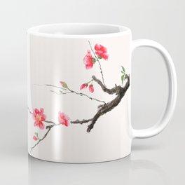 red Japan begonia Coffee Mug