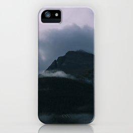 Cloud Collision - Silverton CO iPhone Case