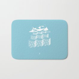 run Bath Mat