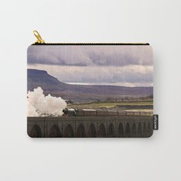 Flying Scotsman at Ribblehead Carry-All Pouch