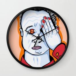 Right Hand Man Wall Clock