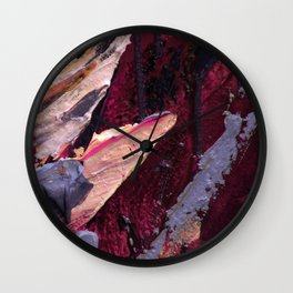 Assault Wall Clock