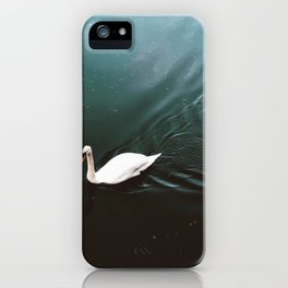 Swan Lake iPhone Case
