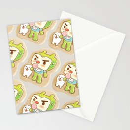 Icing Cookie Stationery Cards