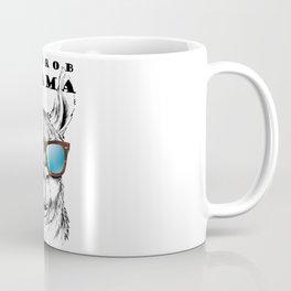 No Prob Llama Coffee Mug