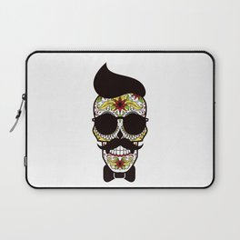 Mr. Sugar Skull Laptop Sleeve