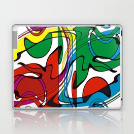 Leaps and Bounds Laptop & iPad Skin