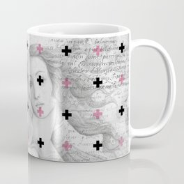 Geometric pattern x classic art Coffee Mug