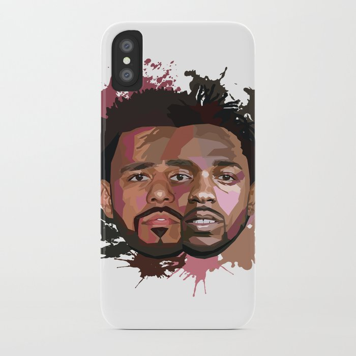 Kendrick Lamar J Cole Iphone Case By Zoerowemcqueen Society6
