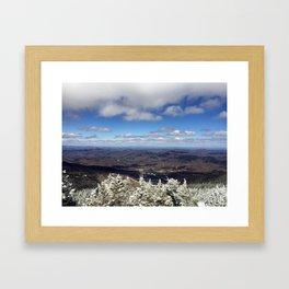 Killington View Framed Art Print