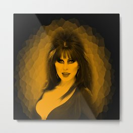 Cassandra Peterson Metal Print