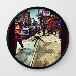 Mother Annas Wall Clock
