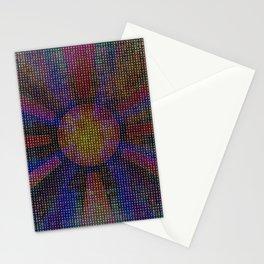 Surya Invocation (Sun) - Magick Square Yantra Tantra Stationery Cards