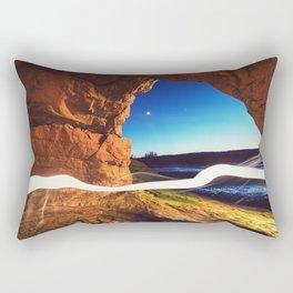 Light in the Arch Rectangular Pillow