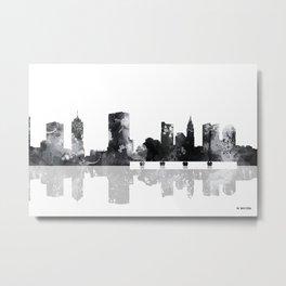 Columbus, Ohio skyline Metal Print