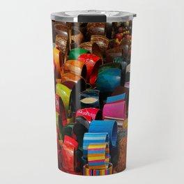 Colors of the Caribbean Travel Mug