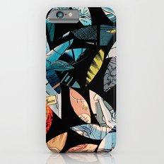 pedals - 3 iPhone 6s Slim Case