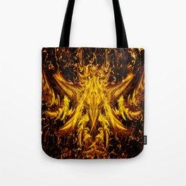 Deva Asura Gold Tote Bag