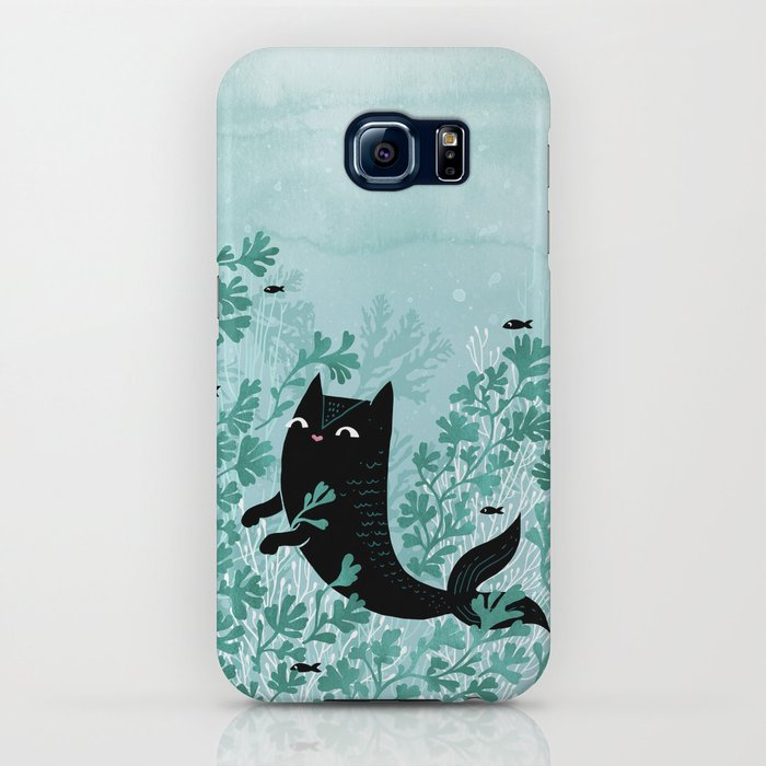 undersea (mint remix) iphone case