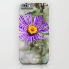 Purple Wild Flower iPhone 6s Slim Case