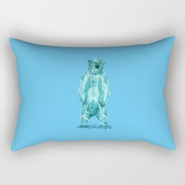 Tron Rectangular Pillow