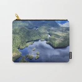 Misty Fiords national monument 2 Carry-All Pouch