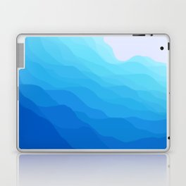 Icy Abyss Laptop & iPad Skin