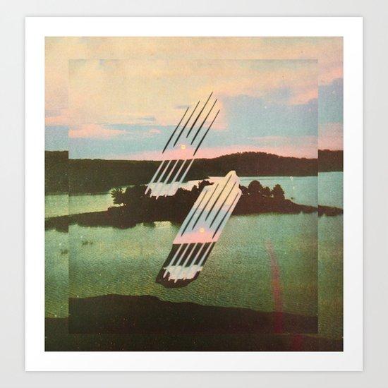 `Floreau~ Art Print
