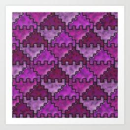 Geometrix LIX Art Print