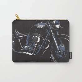 TRIUMPH BOBBER | DARK Carry-All Pouch