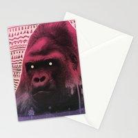 Demon Days Stationery Cards
