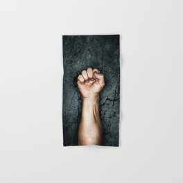 Protest fist Hand & Bath Towel