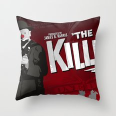 The Killing Throw Pillow