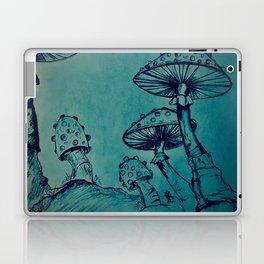 Mushroom Garden Laptop & iPad Skin